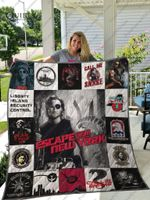 Escape From New York Quilt Blanket For Fans Ver17