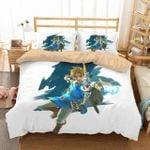 3d The Legend Of Zelda Duvet Cover Bedding Set