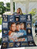 Star Trek Quilt Blanket