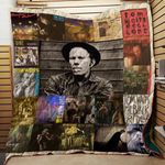 Tom Waits Lp Albums Quilt Blanket