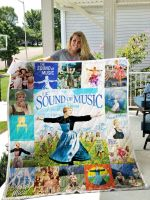 The Sound Of Music Quilt Blanket 0605