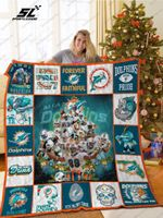 Bl –  Md Quilt Blanket Ver Christmas