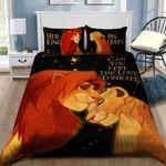 3D The Lion King Can You Feel The Love Tonight Bedding Set