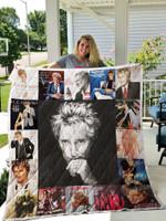 Rod Stewart Albums Quilt Blanket For Fans