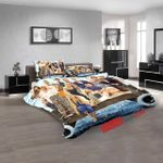 Movie Mamma Mia! V 3d Customized Duvet Cover Bedroom Sets Bedding Sets