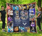 Rafael Nadal Anniversary Quilt Blanket