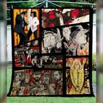 Quentin Tarantino Quilt Blanket For Fans