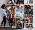 George Strait Albums Quilt Blanket