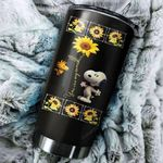 You Are My Sunshine Stainless Steel Tumbler Cup | Travel Mug | Colorful - Tumbler 20oz