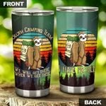We Will Get There Stainless Steel Tumbler Cup   Travel Mug   Colorful - Tumbler 20oz
