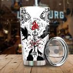 Viking Stainless Steel Tumbler Cup | Travel Mug | Colorful | K1078 - Tumbler 20oz
