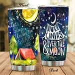 Under The Star Stainless Steel Tumbler Cup | Travel Mug | Colorful - Tumbler 20oz