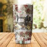 Sewing Machine Stainless Steel Tumbler Cup | Travel Mug | Colorful - Tumbler 20oz