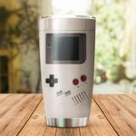 Play Remote Stainless Steel Tumbler Cup | Travel Mug | Colorful - Tumbler 20oz