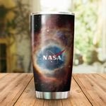 NS Stainless Steel Tumbler Cup | Travel Mug | Colorful - Tumbler 20oz