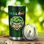 Ireland Celtic Stainless Steel Tumbler Cup | Travel Mug | Colorful - Tumbler 20oz