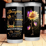 I Will Always Be There Stainless Steel Tumbler Cup | Travel Mug | Colorful - Tumbler 20oz