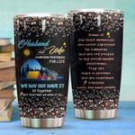 Husband And Wife Stainless Steel Tumbler Cup | Travel Mug | Colorful - Tumbler 20oz