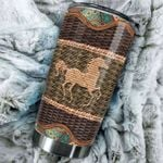 Horse Stainless Steel Tumbler Cup | Travel Mug | Colorful - Tumbler 20oz