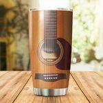Guitar Stainless Steel Tumbler Cup | Travel Mug | Colorful - Tumbler 20oz