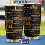 Forever Together Stainless Steel Tumbler Cup | Travel Mug | Colorful - Tumbler 20oz