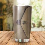 Envelope Stainless Steel Tumbler Cup   Travel Mug   Colorful - Tumbler 20oz