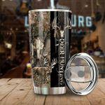Deer Hunting Steel Tumbler Cup | Travel Mug | Colorful - Tumbler 20oz