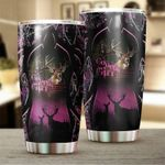 Camo Deer Hunting Stainless Steel Tumbler Cup | Travel Mug | Colorful - Tumbler 20oz