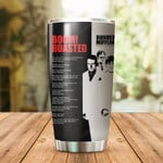 Boom Roasted Stainless Steel Tumbler Cup | Travel Mug | Colorful - Tumbler 20oz