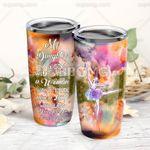 Ballet Daughter Stainless Steel Tumbler Cup | Travel Mug | Colorful - Tumbler 20oz