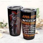 April Guy Limited Edition Tumbler Cup Y1037 - Tumbler 20oz