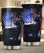 American Stainless Steel Tumbler Cup | Travel Mug | Colorful - Tumbler 20oz