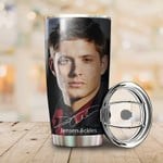 Tumbler cup Jensen Ackles Dean Winchester Supernatural - Tumbler 20oz