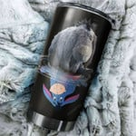 Tumbler cup eeyore present and past II - Tumbler 20oz