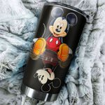 Tumbler cup mickey present and past - Tumbler 20oz