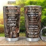 Deer Couple Tumbler Cup To My Only Love I Love You Stainless Steel Insulated Tumbler 20 Oz Perfect Gifts For Lover Great Gifts For Birthday Christmas Valentine Anniversary Coffee/ Tea Tumbler