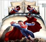 Super Man Returns Kids Bedding Set (Duvet Cover & Pillow Cases)