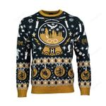Official Harry Potter 'Snow Globe Christmas' Ugly Christmas Sweater, All Over Print Sweatshirt