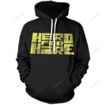 For Hero Unisex Pullover Hoodie