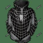 Negative Zone Spider Unisex 3D All Over Print Hoodie, Zip-up Hoodie