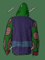 Piccolo DBZ 3D All Over Print Hoodie, Zip-up Hoodie