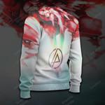 Linkin Park Ugly Christmas Sweater, All Over Print Sweatshirt
