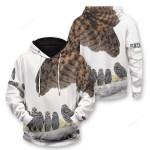 Fukurodani Owl Unisex Pullover Hoodie 3D All Over Print Hoodie, Zip-Up Hoodie