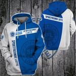 Kapuzenpullover Sportfreunde Lotte Unisex 3D All Over Print Hoodie, Zip-up Hoodie