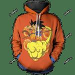 Young Goku Unisex Pullover Hoodie 3D All Over Print Hoodie, Zip-Up Hoodie