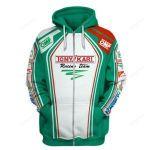 Tony Kart Racing Team 3D All Over Print Hoodie, Zip-up Hoodie