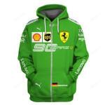 Ferrari 90 Years F1 Racing 3D All Over Print Hoodie, Zip-up Hoodie
