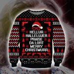 Madea Christmas Knitting 3D All Over Print Christmas Sweater