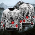 Viking Phoenix  Ugly Christmas Sweater, All Over Print Sweatshirt