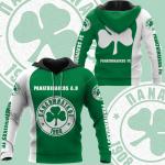 Panathinaikos AO FC 3D All Over Print Hoodie, Zip-up Hoodie